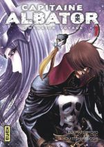 Capitaine Albator Dimension voyage T7, manga chez Kana de Matsumoto, Shimaboshi