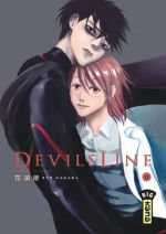 Devils line T11, manga chez Kana de Hanada