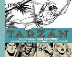 Tarzan - L'intégrale Russ Manning T1 : L'intégrale des newspaper strips - Tome 1, 1967-1969 (0), comics chez Graph Zeppelin de Manning
