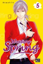 Waiting for spring T5, manga chez Pika de Anashin