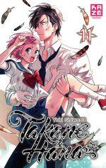 Takane & Hana T11, manga chez Kazé manga de Shiwasu