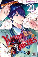 Yamada kun & the 7 witches T20, manga chez Delcourt Tonkam de Yoshikawa
