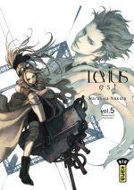 Levius – cycle 2 - Levius Est, T5, manga chez Kana de Nakata