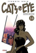 Cat's Eye - Edition Deluxe T14, manga chez Panini Comics de Hôjô