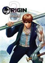 Origin T3, manga chez Pika de Boichi