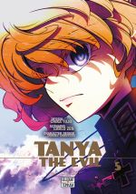Tanya the evil T5, manga chez Delcourt Tonkam de Carlo, Tôjô