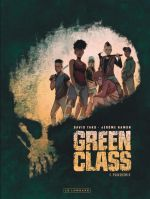Green class T1 : Pandémie (0), bd chez Le Lombard de Hamon, Tako