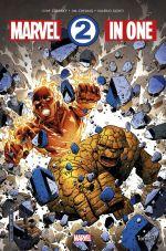 Marvel 2 in one : Jour fatal (0), comics chez Panini Comics de Zdarsky, Cheung, Schiti, Martin