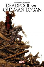 Deadpool VS Old Man Logan : Le clown et le vieux  (0), comics chez Panini Comics de Shalvey, Henderson, Loughridge