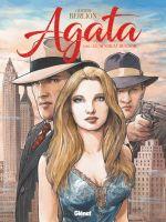 Agata T1 : Le syndicat du crime (0), bd chez Glénat de Berlion