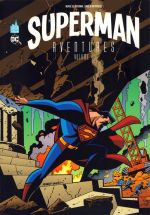 Superman Aventures T4, comics chez Urban Comics de Michelinie, Millar, Vokes, Amancio, Manley, Zylonol, Severin