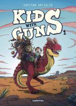 Kids with Guns T1, bd chez Casterman de Capitan