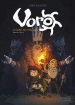 Voro – cycle 1 : Le secret des trois rois, T1 : Première partie (0), bd chez Casterman de Kukkonen, Bazot
