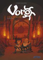 Voro T2 : Le secret des trois rois - deuxième partie (0), bd chez Casterman de Kukkonen, Bazot
