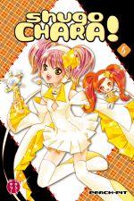 Shugo chara – Edition double, T5, manga chez Nobi Nobi! de Peach-Pit