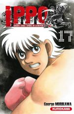 Ippo – Saison 5 - Dans l'ombre du champion, T17, manga chez Kurokawa de Morikawa