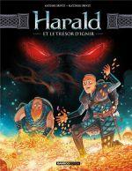 Harald et le trésor d'Ignir T1, bd chez Bamboo de Brivet, Brivet