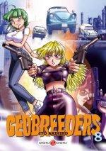 Geobreeders T8, manga chez Bamboo de Itô