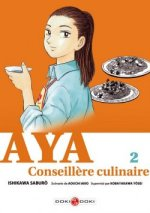 Aya conseillère culinaire T2, manga chez Bamboo de Aouchi, Ishikawa
