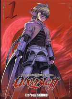 Ubel Blatt T1, manga chez Ki-oon de Shiono
