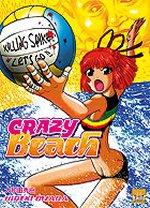 Crazy Beach, manga chez Taïfu comics de Owada