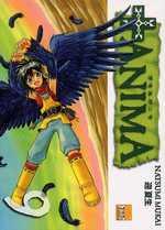 +Anima T9, manga chez Taïfu comics de  kwon, Mukai