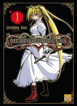 Murder Princess T1, manga chez Taïfu comics de Inui