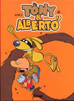 Tony et Alberto T8 : Electrotoutou (0), bd chez Glénat de Dab's