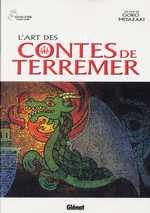 Les contes de Terremer : L'art des (0), manga chez Glénat de Miyazaki