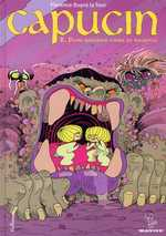 Capucin T2 : Pour quelques coups de baguette (0), bd chez Gallimard de Dupré la tour