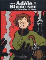 Adèle Blanc-Sec T9 : Le labyrinthe infernal (0), bd chez Casterman de Tardi, Ruault