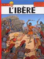 Alix T26 : L'ibère (0), bd chez Casterman de Weber, Martin, Simon, Maingoval, Wesel