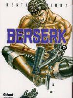 Berserk T2, manga chez Glénat de Miura