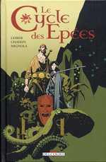 Le cycle des épées, comics chez Delcourt de Chaykin, Mignola