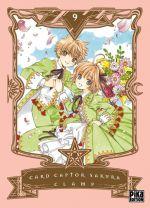 Card captor Sakura T9, manga chez Pika de Clamp