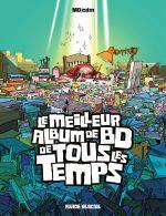 Le Meilleur album de tous les temps, bd chez Fluide Glacial de Mo/CDM