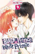 Black prince & white prince T9, manga chez Soleil de Makino