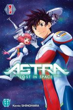 Astra - Lost in space T1, manga chez Nobi Nobi! de Shinohara