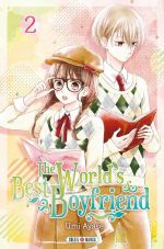 The world's best boyfriend T2, manga chez Soleil de Ayase