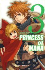 Princess of Mana T3, manga chez Mana Books de Yoshino