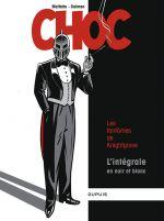 Choc : Les fantômes de Knightgrave - Intégrale (0), bd chez Dupuis de Colman, Maltaite