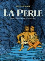 La Perle, bd chez Futuropolis de Steinbeck, Cornette