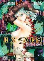 Ex-Arm T9, manga chez Delcourt Tonkam de Hirock, Komi