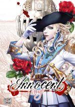Innocent Rouge T7, manga chez Delcourt Tonkam de Sakamoto