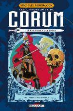 Les Chroniques de Corum T1 : Le Chevalier des épées (0), comics chez Delcourt de Baron, Jones, Mignola, Burchett, Thornhill, Lessman