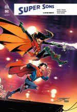 Super Sons T3 : Futur funeste (0), comics chez Urban Comics de Gleason, Tomasi, Davila, Benjamin, Jimenez, Kirkham, Benes, Morey, Ribeiro, Eltaeb, Sanchez