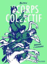 Le Corps collectif, bd chez Gallimard de Baudoin