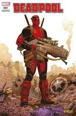 Deadpool : Tuer pour vivre  (0), comics chez Panini Comics de Young, Hepburn, Klein, Herring