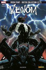 Venom  T1 : Sacrifiés (0), comics chez Panini Comics de Cates, Stegman, Martin