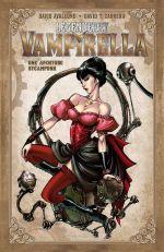 Legenderry T3 : Vampirella (0), comics chez Graph Zeppelin de Avallone, Cabrera, Bevard, Nunes, Benitez